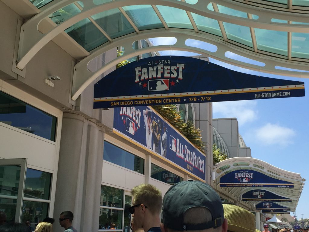 All-Star FanFest and Home Run Derby