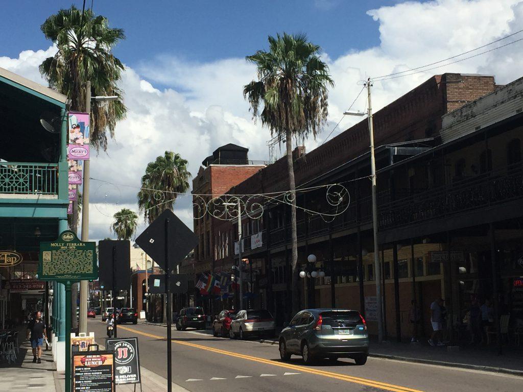 Ybor City Tampa Bay sports teams travel guide