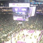 Golden 1 Center Sacramento events arena seating parking