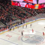 Rogers Place Edmonton Oilers arena events seating parking food hotels