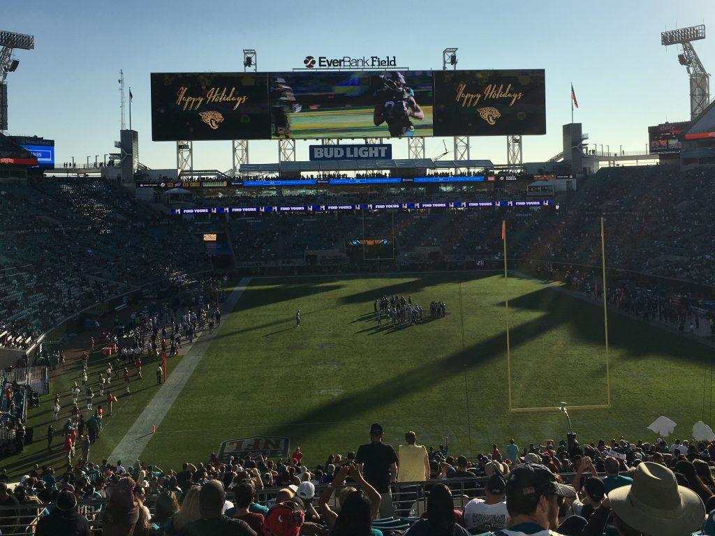 TIAA Bank Field Jacksonville Jaguars