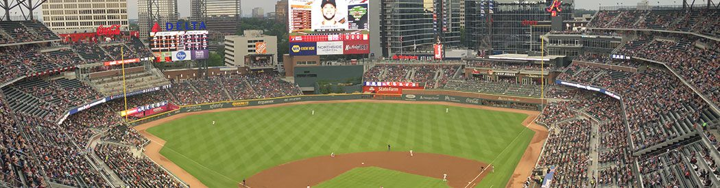 Truist Park Atlanta Braves events tickets parking hotels seating food