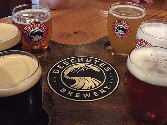 Deschutes Brewery Portland sports teams travel guide
