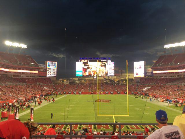 Raymond James Stadium NFL road trip ideas