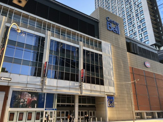 Bell Centre Montreal sports teams travel guide