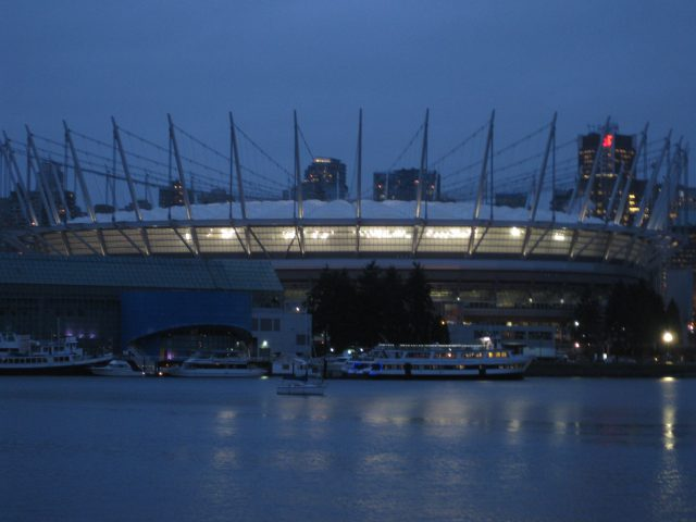 BC Place Vancouver sports travel