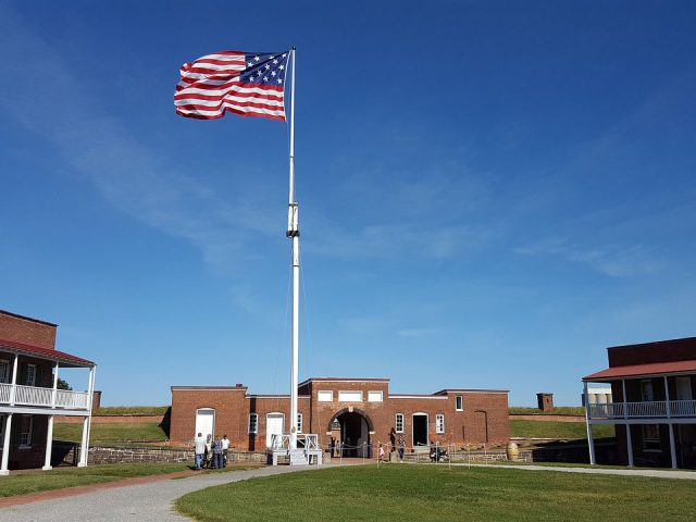 Fort McHenry Baltimore travel guide sports teams