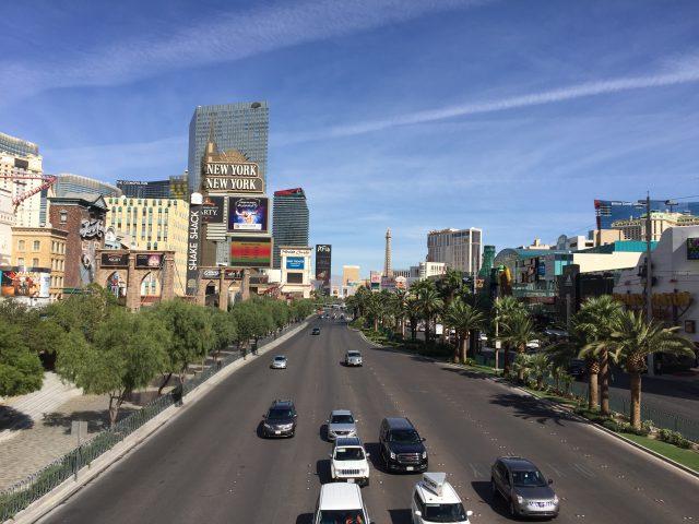 Las Vegas Strip sports travel teams tips