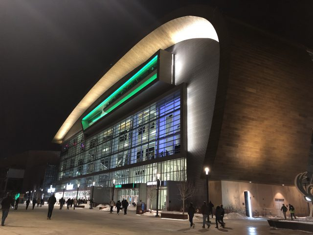 Fiserv Forum Milwaukee sports teams travel guide