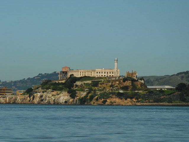 Alcatraz San Francisco sports travel