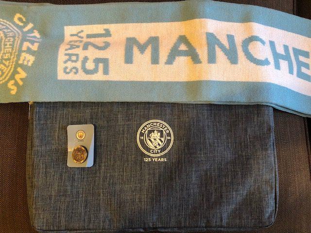 Manchester City membership pack