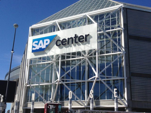 SAP Center San Francisco Bay Area sports teams travel guide