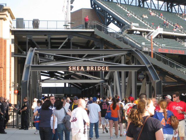 Citi Field Shea Bridge