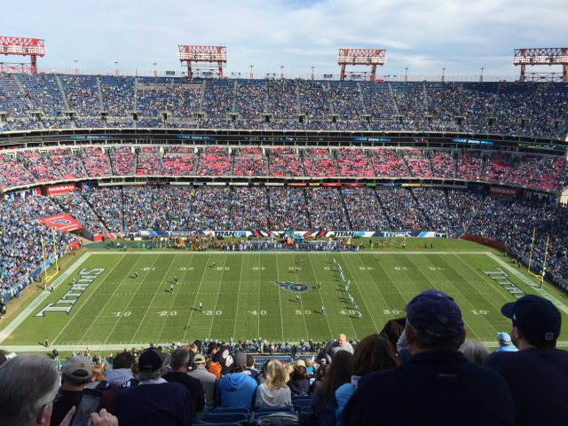 Nissan Stadium MetLife Stadium field will fans be allowed into NFL stadiums in 2020