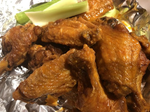 Wings from Anchor Bar Buffalo sports teams travel guide