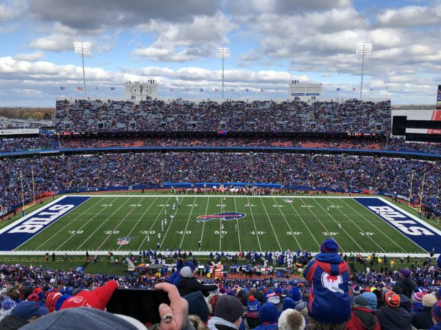 Bills Stadium Buffalo sports teams travel guide