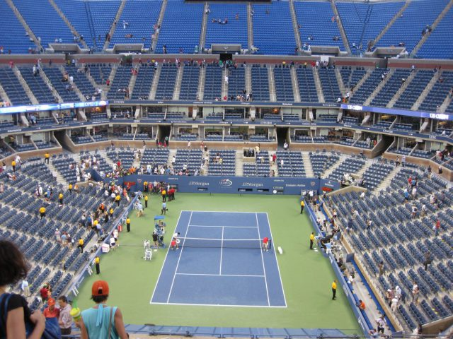 U.S. Open rescheduled sports events 2020