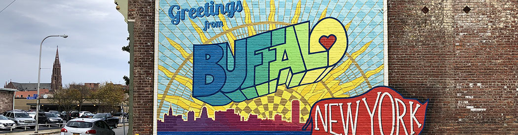 Buffalo mural sports travel guide