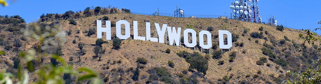 Hollywood sign Los Angeles sports travel