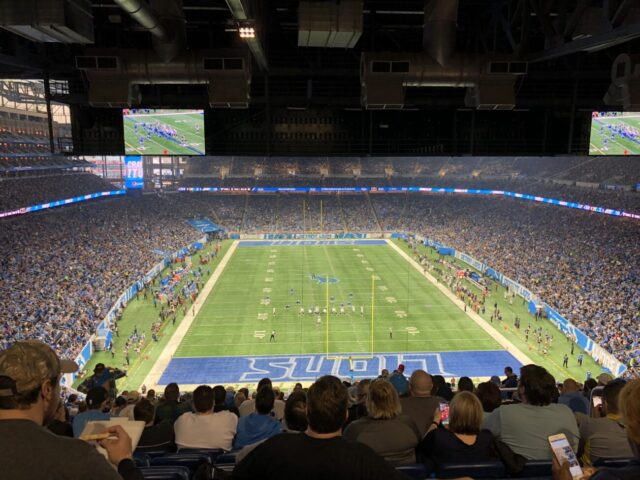 Ford Field MetLife Stadium field will fans be allowed into NFL stadiums in 2020