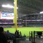 Minute Maid Park Houston where to sit at a ballpark