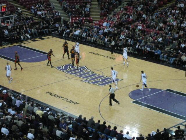 Arco Arena Sleep Train Arena Sacramento Kings