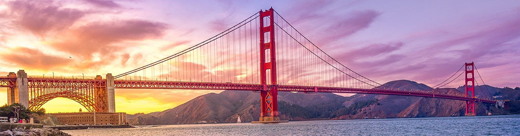 Golden Gate Bridge San Francisco Bay Area sports teams travel guide