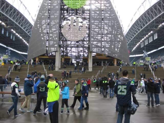 Lumen Field Seattle Seahawks events tickets hotels parking seating food