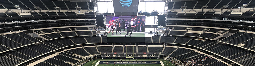 AT&T Stadium Dallas Cowboys events tickets parking hotels seating food