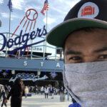 Me at Dodger Stadium