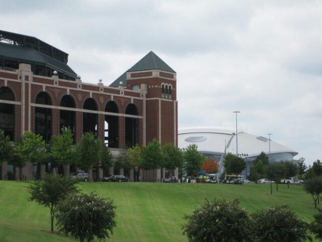 Arlington stadiums planning sports travel