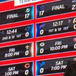 NFL preseason scoreboard